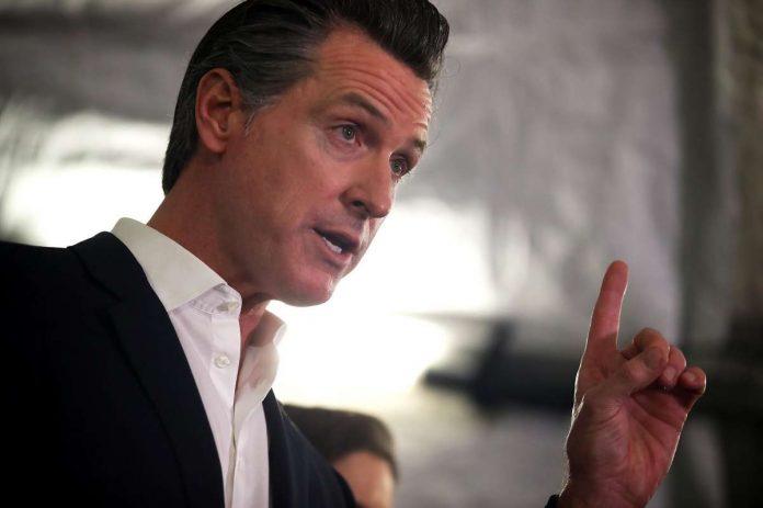 Gubernur California Gavin Newsom. (Foto: San Francisco Chronicle)