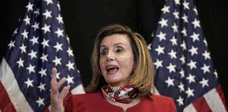 Ketua DPR AS Nancy Pelosi. (Foto: San Franciso Chronicle)
