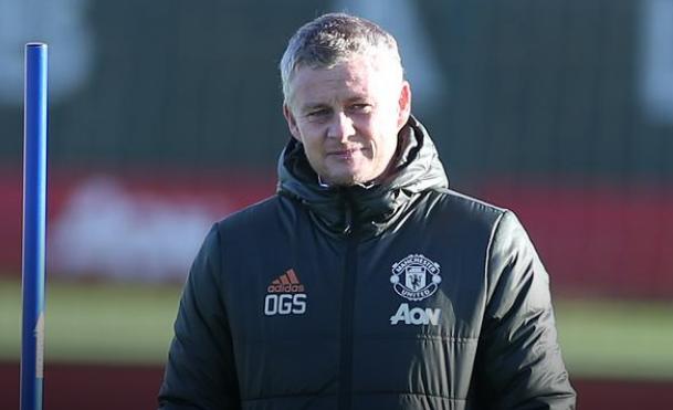 Manajer Manchester United Ole Gunnar Solskjaer. 9Foto: manutd.com)