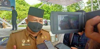 Pjs Walikota Batam DR Syamsul Bahrum. (Foto: Suryakepri.com/Romy Kurniawan)