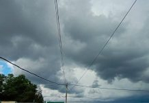 Ilustrasi, awan tebal mulai menyelimuti wilayah Tanjungpinang (Suryakepri.com/Muhammad Bunga Ashab)