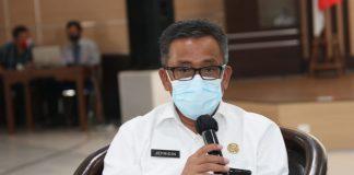Sekretaris Daerah (Sekda) Pemko Batam, Jefridin Hamid