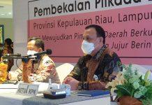 Ketua Komisi Pemberantasan Korupsi (KPK) Firli Bahur