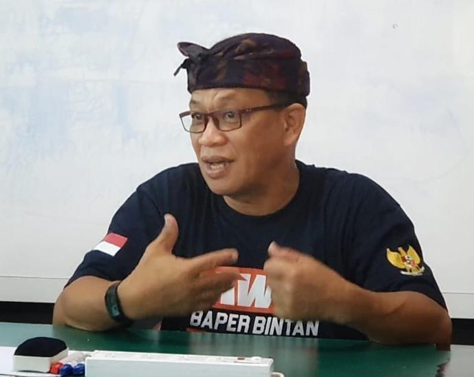 Calon Bupati Bintan Alias Wello (Suryakepri.com/ist)