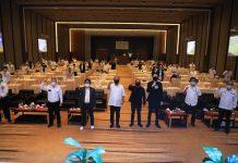 Workshop yang bertajuk Peningkatan Kapasitas SDM Kehumasan BP Batam di Era Digital, Selasa (17/11/2020), di Hotel Aston Batam