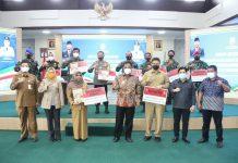 Gubernur Kepulauan Riau Bahtiar Baharuddin menggelar Rapat Koordinasi Kesiapan Pilkada Serentak Tahun 2020 dan Penanganan Covid-19.