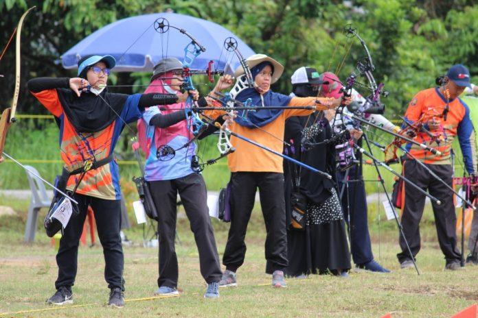 Kejuaraan Panahan Iluni UI Kepri Archery Festival 2020