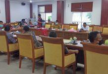 Rapat finalisasi pembahasan anggaran APBD 2021