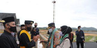 Pjs Gubernur Kepri, Bahtiar Baharuddin ke Kepulauan Anambas, Jumat (27/11)