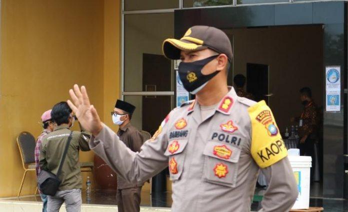 Kapolres Bintan AKBP Bambang Sugihartono (Suryakepri.com)