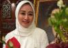 Iis Rosita Dewi, istri Menteri Kelautan dan Perikanan Edhy Prabowo, yang ikut diciduk KPK bersama suaminya dalam operasi tangkap di Bandara Internasional Soekarno-Hatta, Cengkareng, Rabu (25/11/2020) sekitar pukul 01.28 dinihari WIB. (Foto: Instagram)