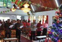 foto ilustrasi perayaan natal