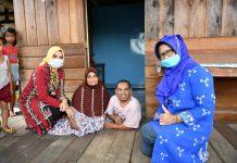 foto istri Pjs Gubernur Kepri Sofha Marwah Bahtiar di Natuna