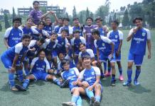 Para Pemain PERSIB U-16 .(Foto: PERSIB.co.id/Amandeep Rohimah)