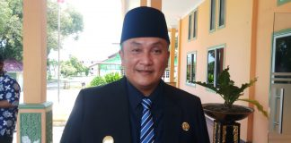 Pejabat Sementara Bupati Karimun Herry Andrianto