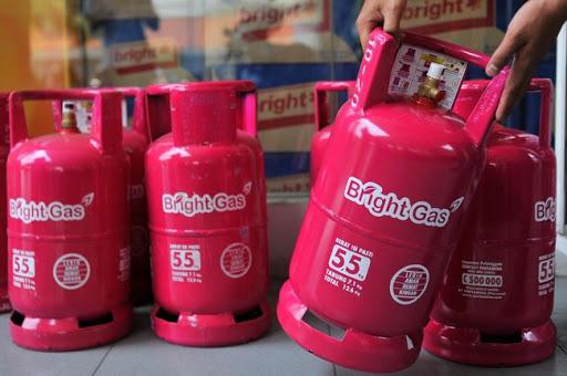 foto ilustrasi tagung gas