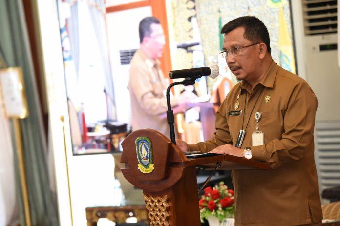 Sekda Provinsi Kepri, Arif Fadillah