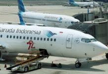 Maskapai Garuda Indonesia, Ilustrasi