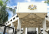 Kedutaan Besar Malaysia di Jakarta. (Foto: Bernama)