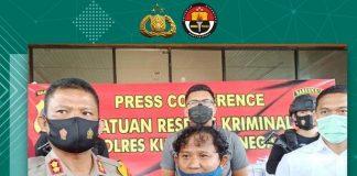 Pria yang disebut telah meninggal sebagai salah satu dari anggota Laskar FPI yang ditembak polisi, ternyata masih hidup. (Foto: Twitter Div Humas Polri)