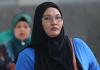 Sa'adiah Jamari, babysitter yang divonis tujuh tahun penjara di Singapura karena meracuni dua bayi dengan campuran banyak obat. (Foto: Today/Nuria Ling via CNA)