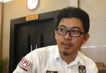 Komisioner KPU Tanjungpinang Yusuf Mahidin (Suryakepri.com/Muhammad Bunga Ashab)