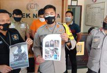Pelaku jambret gelang alias Jamblang yang meresahkan warga Nongsa akhirnya dibekuk Unit Reskrim Polsek Nongsa, Rabu (3/12/2020).