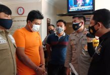 Asril (29), pelaku jambret gelang emas di wilayah Nongsa dan Batam Kota