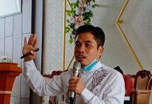 Ketua Bawaslu Tanjungpinang Muhamad Zaini (Suryakepri.com/Muhammad Bunga Ashab)