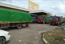 Pendistribusian logistik Pilkada 2020 Kota Batam.