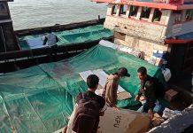 KPU Karimun mulai distribusikan logistik Pilkada, Sabtu (5/12/2020). Tahap pertama ke pulau-pulau. Foto Suryakepri.com/YAHYA