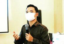 Komisioner KPU Bintan Haris Daulay (Suryakepri.com)