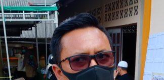 Lurah Melayu Kota Piring Zulkifli (Suryakepri.com/Muhammad Bunga Ashab)