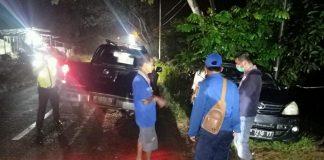 Kecelakaan di Jalan Nusantara, Tanjunginang, Kepri (Suryakepri.com)