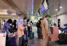 Bandar Udara Internasional Hang Nadim Batam pada November 2020 mengalami kenaikan.
