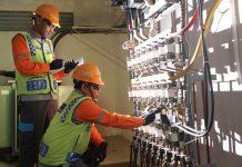 bright PLN Batam menjamin pasokan energi listrik menyambut Hari Raya Natal 2020 dan Tahun Bam 2021.
