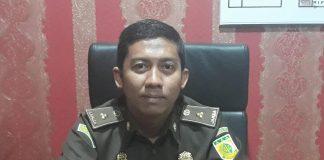 Kepala Seksi Pidana Umum Kejari Tanjungpinang Wawan Rusmawan (Suryakepri.com/Muhammad Bunga Ashab)