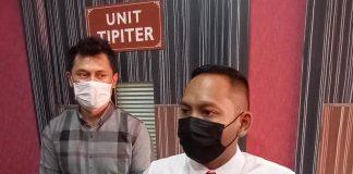 Kepala Unit Tindak Pidana Tertentu (Tipiter) Satreskrim Polres Tanjungpinang Ipda Rizky Yudianto saat ditemui di kantornya (Suryakepri.com/Muhammad Bunga Ashab)