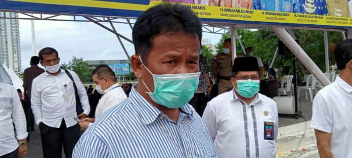 Kepala BP Batam, Muhammad Rudi