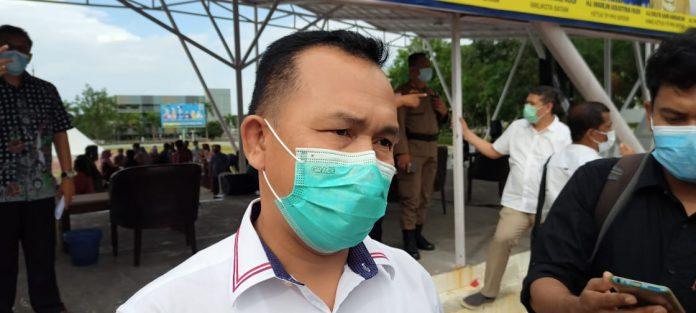 Kepala Dinas Pendidikan Kota Batam, Hendri Arulan