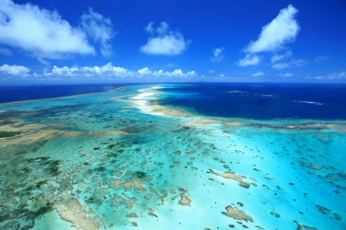 foto air laut