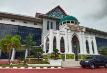 Kantor Kejati Kepri di Tanjungpinang (Suryakepri.com/Muhammad Bunga Ashab