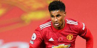 Marcus Rashford telah mencetak 77 gol dalam 232 penampilan sejauh karirnya bersama Manchester United (Kredit: PAUL ELLIS / EPA via Times)