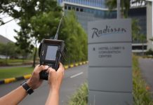 Teknologi pencatatan meter air pelanggan berbasis digital, atau Automatic Meter Reading (AMR) milik ATB dapat menjamin keakuratan tagihan, sehingga tidak merugikan pelanggan.