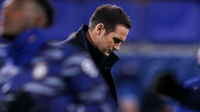 Manajer Chelsea Frank Lampard diprediksi sedang mendekati masa-masa akhirnya di Stamford Bridge. (Foto dari Sky Sports)