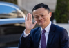 Jack Ma, miliarder dan Ketua Alibaba Group Holding Ltd., tiba untuk menghadiri KTT Tech For Good di Elysee Palace di Paris, Prancis, 15 Mei 2019. (Fotografer:Marlene Awaad/ Bloomberg via Getty Images)