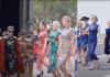 Channel Douyin, Fashion Grandmas, menampilkan nenek-nenek Tionghoa yang berpakaian anggun dengan balutan busana tradisional Tiongkok seperti cheongsam. (Foto: handout)