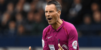Mantan wasit Mark Clattenburg (Foto: Telegraph)