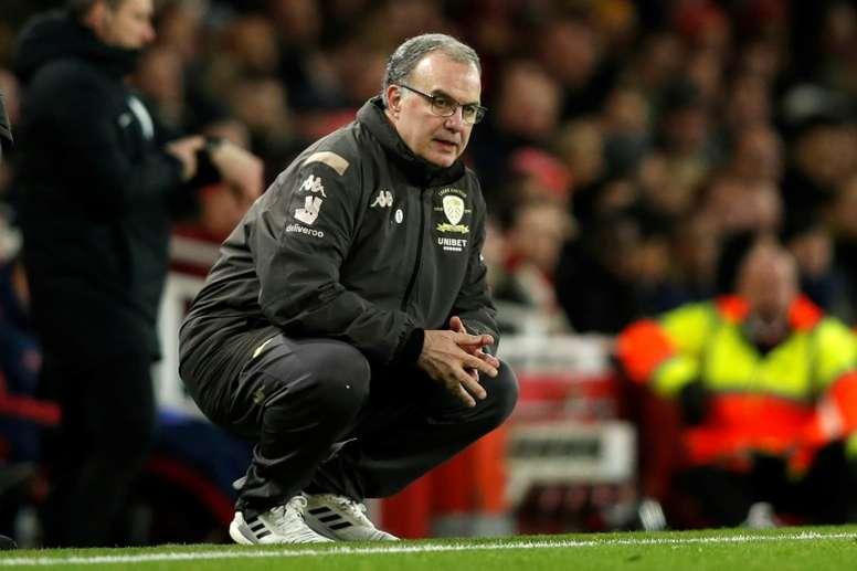 Bielsa Tolak Ubah Gaya Menyerang Leeds, Ini Alasannya Enggan Ganti Taktik Setelah Dihajar 6-2 Oleh MU - Surya Kepri