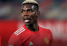 Gelandang Manchester United Paul Pogba belum angkat kaki dari Old Trafford pada jendela transfer Januari 2021. Tetapi dia kemungkinan besar akan pergi pada musim panas, bulan Oktober mendatang. (Foto dari Sky Sports)